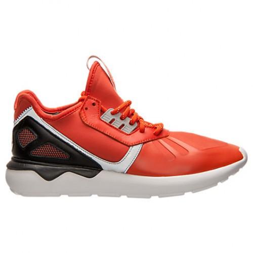 Shop B25524 ORG Men s adidas Tubular Runner Casual Shoes Collegiate  Orange Black Buy Online Store 2a2ee4d9cf