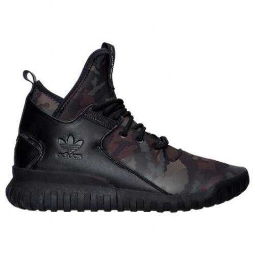 new york 57180 8f932 Shop B25700 BLK Mens adidas Tubular X Casual Shoes Core BlackDark  BrownOak